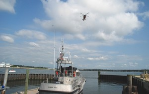 'Lased' Coast Guard Crew Members Can Delay Critical Missions