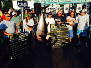 Heavy Catches Dominate Big Fish Classic