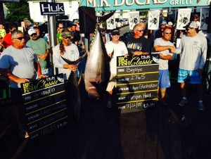 Pumpin Hard Sweeps Big Fish Classic