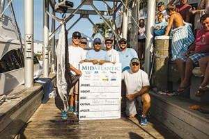 Several Big Winners Rewarded In Mid-Atlantic