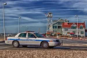 Busy Night For Ocean City Police