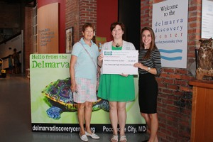 CFES's Goslee Youth Initiative Awards $5,800 Grant To The Delmarva Discovery Center