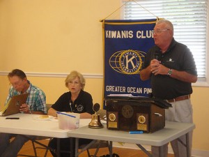 Lt. Governor-Elect Of The Capital District To Meet With All 11 Kiwanis Clubs In The Division