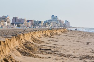 Natural Factors Cause Dramatic Change In OC Beach