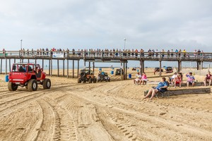 OC Jeep Week Underway With Variety Of Activities; Jeep Jam Events Feature Obstacle Courses