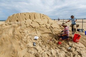 Ocean City Sandfest Kicks Off 2nd Year Next Week