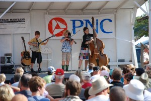 Berlin Fiddler's Convention This Weekend