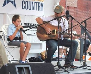 Berlin Fiddlers Convention Brings Back Special Memories For Father-Son Group