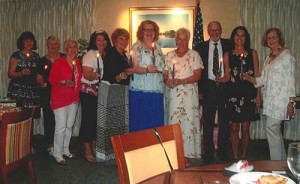 Berlin Lioness Club Holds Installation Dinner At The Captain's Table