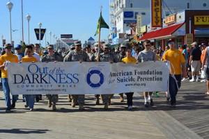 Darkness Walk Aimed At Shining Light On Mental Health