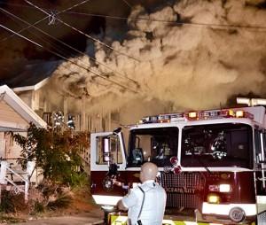Fourth Fire On Same OC Block Raises Questions; 'Suspicious' Blaze Under Investigation