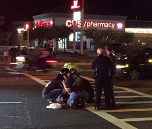 Good Samaritans Assist Weekend Accident Victims