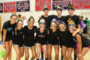 Team Of Worcester Prep Ninth And Tenth Graders Crowned Volleyball Tournament Champs