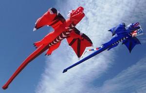 Sunfest Kite Festival's 38th Annual Event Underway In OC