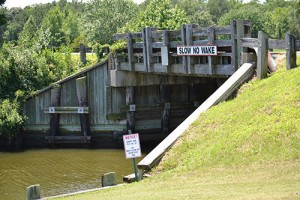 Two Pines Bridges Require Significant Repairs