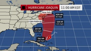 Joaquin Maybe, But Either Way OC Prepping For Major Soaking, Inevitable Flooding