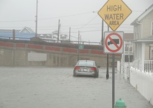 Flooding Not As Bad As Ocean City Expected, Lower Than Sandy Levels