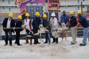 Seacrets Breaks Ground On Distillery Operation