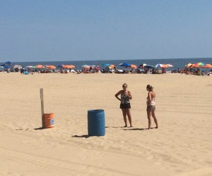 Ocean City Issued Three Fines For Smoking Violations In New Restrictions' First Season