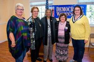 Democratic Women's Club's October Meeting Features Worcester County Commissioner Diane Purnell