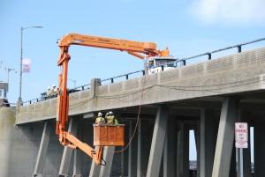 Bridge Repairs Done For This Week, Will Resume Next Week