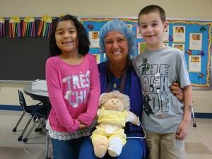 AGH Nurses Visit OC Elementary School Kindergarten Students