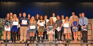 Sixty-Four Stephen Decatur High School Students Receive Presidential Service Award For Community Service