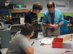 SD Middle School Offering New Robotics Competition Club