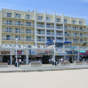 Boardwalk Hotel's Expansion Design Clears OC Planning Commission
