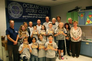 OC Surf Club-Led Program Has Major Impact On Middle School Students