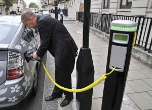 Three Locations Selected In OC For Electric Vehicle Charging Stations