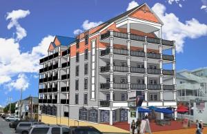 Revised Royalton Redevelopment Plan Advances In Ocean City