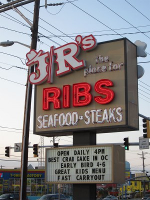 End Of An Era In Ocean City For J/R's, Owner Jack Hubberman