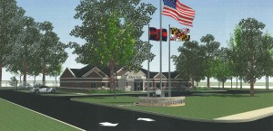 Commission Approves New Berlin Police Station Plan; Exterior Changes Sought