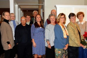 Ocean City Museum Society Thanks Volunteers With Reception At The Dunes Manor