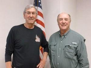 Maryland Saltwater Sport Fishermen's Association Atlantic Coast Chapter Recognized Two Individuals As 2015 Anglers Of The Year