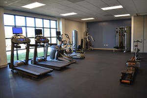 County Employees Get Free Fitness Room Perk