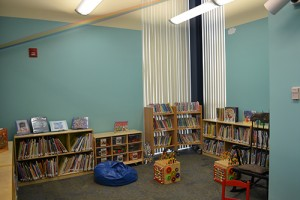 OC Library Branch Focuses On Childhood Literacy
