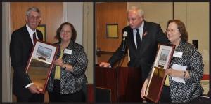 Resident, Senator Recognized For Health Support