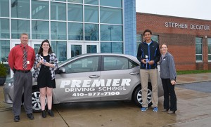 Williams And Aluma Named November Premier Players Of The Month By Premier Driving School