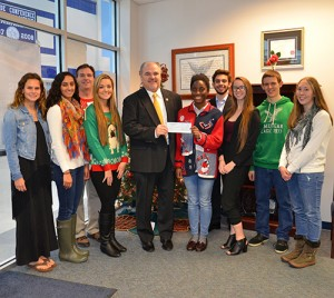 SD National Honor Society Raises $2,500 For Believe In Tomorrow