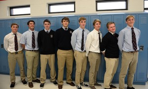 Several Worcester Prep Varsity Soccer Players Named To The All ESIAC Team