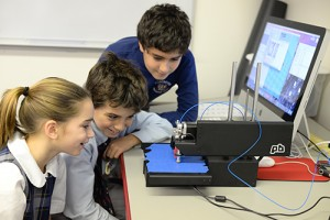 Tradition, Technology Meet At Worcester Prep