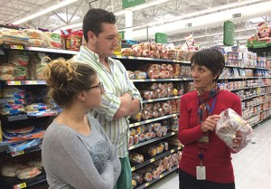 Health Department's Grocery Tours Aim To Educate Consumers On Healthy Shopping