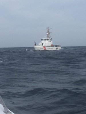 Fishing Crew Rescued Offshore After Long Night At Sea