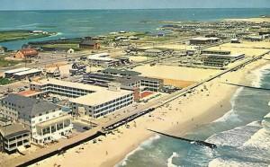 Vanishing Ocean City With Bunk Mann