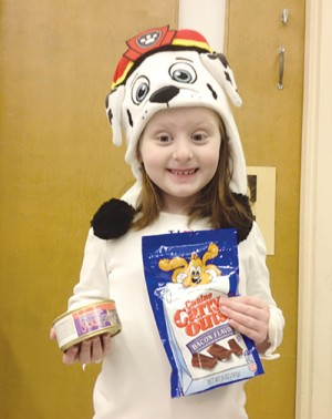 Showell Elementary Students Collect Pet Supplies To Donate To Worcester County Humane Society