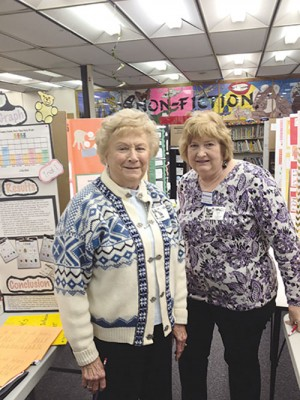 Local Kiwanis Members Help Showell Elementary Judge Science Fair