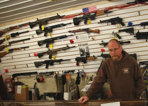 Local Gun Sales Surge As President Outlines Further Control Measures