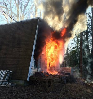 $10K Fundraising Goal Set After Family Displaced By House Fire